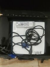 Sharp XR-32X DLP Projector 2500 ANSI HD 1080i/p HDMI-adapter Remote carrying bag