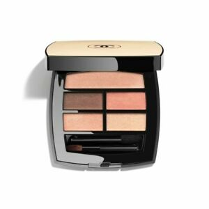 CHANEL LES BEIGES PALETTE HEALTHY GLOW NATURAL EYESHADOW MADE IN FRANCE NEW 2021