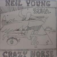 NEIL YOUNG & CRAZY HORSE zuma LP NEU OVP/Sealed
