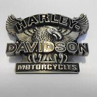 Harley Davidson  Motorcycles Metal Belt Buckle