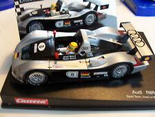 Carrera Evolution AUDI R8R de Joest, para 1/32 Pistas De Scalextric, Ninco y similares