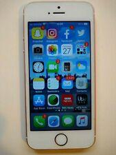 Apple iPhone SE - 32GB - Rose Gold (EE) A1723 (CDMA + GSM)