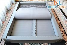 """Used Select Comfort Sleep Number Queen Size Side Rails, Base Pad, 2"""" Topper 5000"""