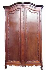 Mahogany Regency Original Antique Armoires & Wardrobes