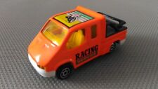 Voiture Miniature Majorette « Ford Transit Racing Service N°243 » 1/60 TBE.