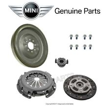 Mini Cooper Base R50 R52 W10B16A 200mm Set of Clutch KIT Flywheel Bolts Genuine