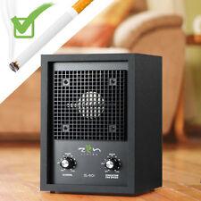 NEW LIVING ALPINE AIR PURIFIER IONIZER OZONE GENERATOR SMOKE ODOR REMOVER 6