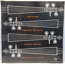 Manoug Parikian - Beethoven : Concerto for Violin and Orchestra Radio Frankfurt