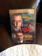Dvd - Action - The Man with the Golden Arm / D.O.A. / David Copperfield