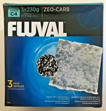 Fluval Hagen C4 3 pack Zeo Carb Media 14019