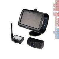"Eufab ProUser APR043 12V Funk Rückfahrkamera 4,3"" LCD Einparkhilfe Nachtsicht"