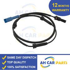Raddrehzahl für Bremsanlage Hinterachse FEBI BILSTEIN 46263 Sensor