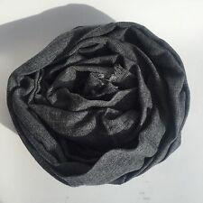 "Unisex 100% Fine Cashmere / Nepalese Pashmina handmade Scarf 28"" x 80"""