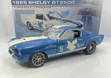 """GMP/ACME 1/18 Scale 1965 SHELBY GT350R""""CANADIAN CHAMPION VERSION""""ONLY 65 MADE"""