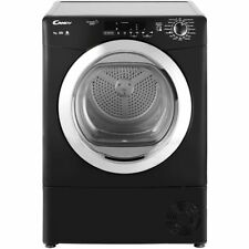 Candy GVS C9DCGB-80 9kg Condenser Tumble Dryer - Black