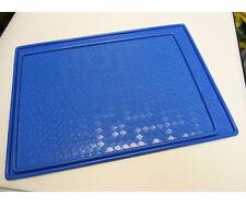 Silicone Baking Board - Blue 2pc Set Silicon Kitchen Bakeware