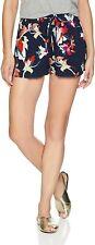 Obey Women's Jaya Dark Indigo Shorts Size L