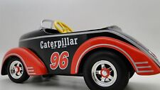 A Pedal Car 1940s Ford Hot Rod Vintage Classic A Sport T Two Tone Midget Model