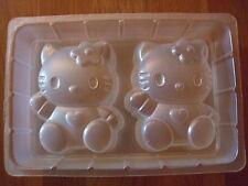 Hello Kitty Jello Steam Dessert Plastic Mold