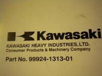 USED 2003 Kawasaki 900 STX Jet Ski Watercraft Service Manual