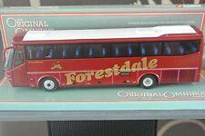 CORGI OM45304 FORESTDALE COACHES BOVA FUTURA COACH 1:76 scale cert No, 3734