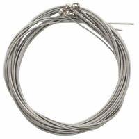 Cordes Basse 4 Pièces Accessoires pour Basse Cordes de Guitare Guitare Plaq W2H2