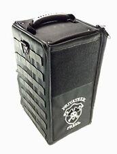 Battle Foam Wargames Bag BNIB Tournament Bag Molle Standard Load Out (Black)