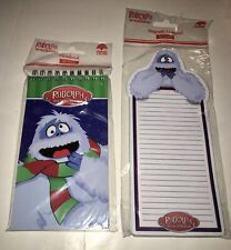 🎄Christmas Rudolph Bumbles Magnetic 50 Sheet Notepad & Bumbles Notebook🎄
