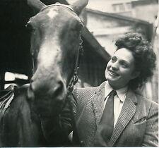 PARIS c. 1945 - Equitation Manège du Panthéon - Div 7092