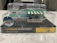 "Landmark Structures ""Chillin & Grillin Trailer"