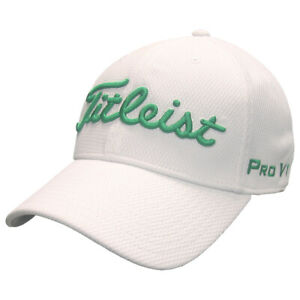 Titleist Golf Tour Elite Mesh Fitted Hat NEW