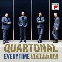 EVERYTIME - QUARTONAL   CD NEU
