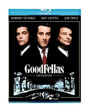 GOODFELLAS NEW BLU RAY MOVIE ROBERT DE NIRO RAY LIOTTA JOE PESCI MARTIN SCORSESE