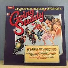 VARIOUS Going Steady 1980 UK vinyl LP EXCELLENT CONDITION OST SOUNDTRACK Film A