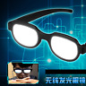 Anime Halloween Cos Costume Props LED Light Glasses Stage Glowing Glasses