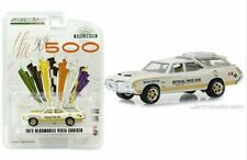 GREENLIGHT 1972 OLDSMOBILE VISTA MEDICAL INDIANAPOLIS RACE 1/64 DIECAST 30050