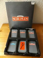 A QUESTION OF SCRUPLES GAME