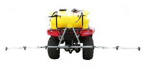 10' Boom for Quad Bike ATV UTV Sprayer Quality Item UK Made