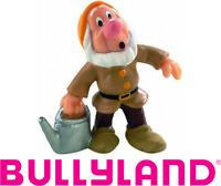 Figurine Walt Disney Nain Atchoum Peint Main Jouet Blanche Neige Bullyland 12481