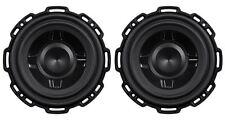 "(2) Rockford Fosgate P3SD2-8 8"" 600 Watt Shallow Mount Car Audio Subwoofers Subs"