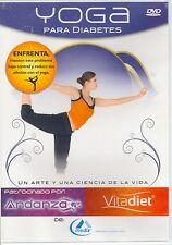 Yoga Para Diabetes[Un Arte y Una Ciencia De La  Vida] DVD, Español
