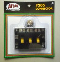 #205 Connector Atlas Railroad HO/N Scale