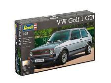 Revell - VW GOLF 1 GTI 1:24 Kit Modello - 07072
