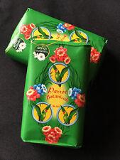 Parrot Botanical Thai Brand Green Soap Bar Odor Natural Floral Refresh