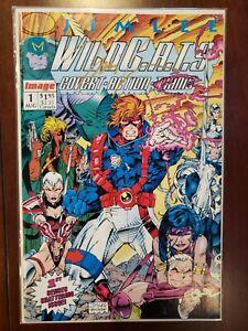 Wildcats #1 Never Open/Read Signed Jim Lee 1992 1st Grifter /3000 Comics X-Press