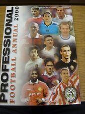 2000 Professional Football Annual: The Official PFA Annual Publication, A4 Gloss