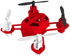Skytech M63 Mini Red 2.4Ghz RTF 3D Quadcopter w/ Transmitter / Battery / Charger