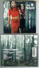 """Les Nubians """"Princesses nubiennes"""" CD 1998 Virgin"""