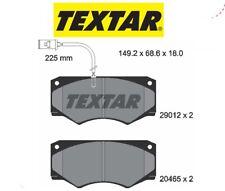 2901201 Kit pastiglie freno a disco ant.Iveco (MARCA-TEXTAR)
