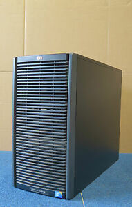 HP Proliant ML350 G6 2x Six-Core XEON X5660 2.93Ghz 72Gb Ram Tower Server